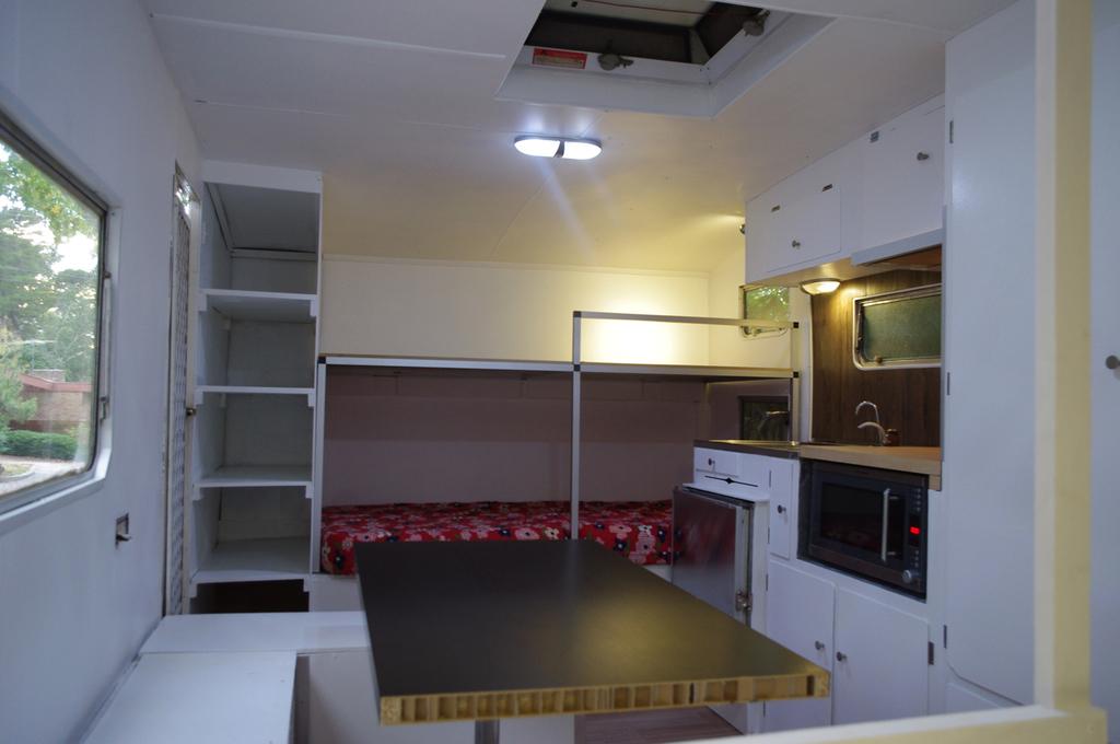 Grandish Designs » Renovating a Caravan!